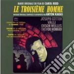 Il terzo uomo: orson welles e la musica cd musicale di O.s.t.