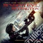 Resident Evil: Retribution cd musicale di O.s.t.