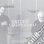 M.de Aloe/g.coscia/m.moriconi - Racconti Controvento cd musicale di DE ALOE/COSCIA