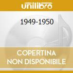1949-1950 cd musicale di BROWN RUTH
