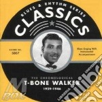 1919-1946 cd musicale di T-BONE WALKER