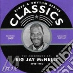 1948-1950 cd musicale di BIG JAY MCNEELY
