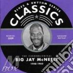 1948-1950 cd musicale di BIG JAY MCNEELY