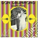 Greatest hits cd musicale di Don Drummond