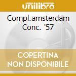 COMPL.AMSTERDAM CONC. '57                 cd musicale di DAVIS MILES
