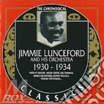 1930-1934 cd musicale di JIMMIE LUNCEFORD