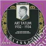 1932-1934 cd musicale di ART TATUM