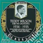 1934-1935 cd musicale di TEDDY WILSON