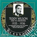 1935-1936 cd musicale di TEDDY WILSON