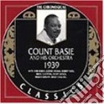 Count Basie - 1939 cd musicale di BASIE COUNT