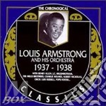 1937-1938 cd musicale di ARMSTRONG LOUIS