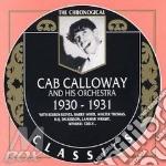 1930-1931 cd musicale di CAB CALLOWAY