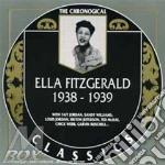 1938-1939 cd musicale di FITZGERALD ELLA
