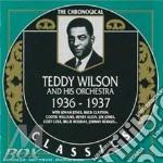 1936-1937 cd musicale di TEDDY WILSON