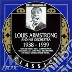 1938-1939 cd musicale di ARMSTRONG LOUIS