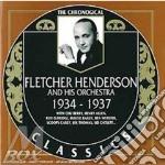 1934-1937 cd musicale di FLETCHER HENDERSON