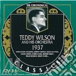 1937 cd musicale di TEDDY WILSON