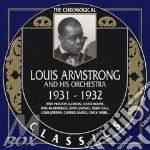1931-1932 cd musicale di ARMSTRONG LOUIS