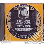 1937-1939 cd musicale di EARL HINES