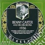 1936 cd musicale di CARTER BENNY