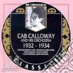 1932-1934 cd musicale di CAB CALLOWAY