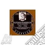 1931-1932 cd musicale di FLETCHER HENDERSON