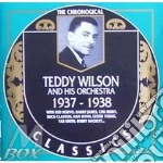 1937-1938 cd musicale di TEDDY WILSON