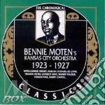 1923-1927 cd musicale di MOTEN BENNIE