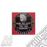 1933-1935 cd musicale di ALLEN HENRY