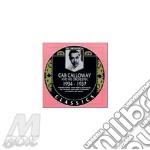 1934-1937 cd musicale di CAB CALLOWAY