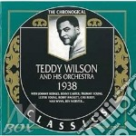 1938 cd musicale di TEDDY WILSON