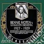 1927-1929 cd musicale di MOTEN BENNIE