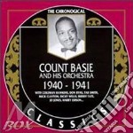 1939-1940 cd musicale di BASIE COUNT