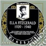 1939-1940 cd musicale di FITZGERALD ELLA