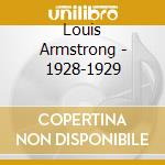 1928-1929 cd musicale di ARMSTRONG LOUIS