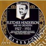 1927-1931 cd musicale di FLETCHER HENDERSON