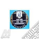 1936-1937 cd musicale di ANDY KIRK
