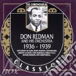 1936-1939 cd musicale di DON REDMAN