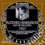 1927 cd musicale di FLETCHER HENDERSON