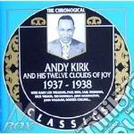 1937-1938 cd musicale di ANDY KIRK