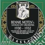 1930-1932 cd musicale di MOTEN BENNIE