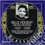 1937-1939 cd musicale di HOLIDAY BILLIE