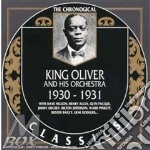 1930-1931 cd musicale di KING OLIVER