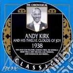 1938 cd musicale di ANDY KIRK