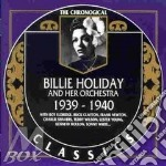 1939-1940 cd musicale di HOLIDAY BILLIE