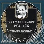 1934-1937 cd musicale di HAWKINS COLEMAN