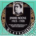 1923-1928 cd musicale di JIMMIE NOONE