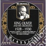 1928-1930 cd musicale di KING OLIVER