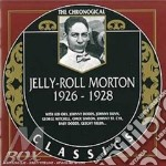 1926-1928 cd musicale di JELLY ROLL MORTON
