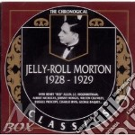1928-1929 cd musicale di JELLY ROLL MORTON